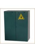 Шкаф для 2-ух газовых баллонов