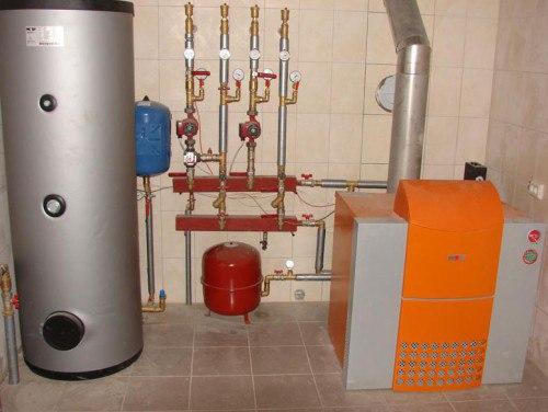 Преимущества использования газа
